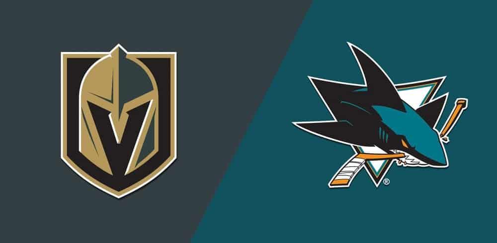 San Jose Sharks vs. Vegas Golden Knights