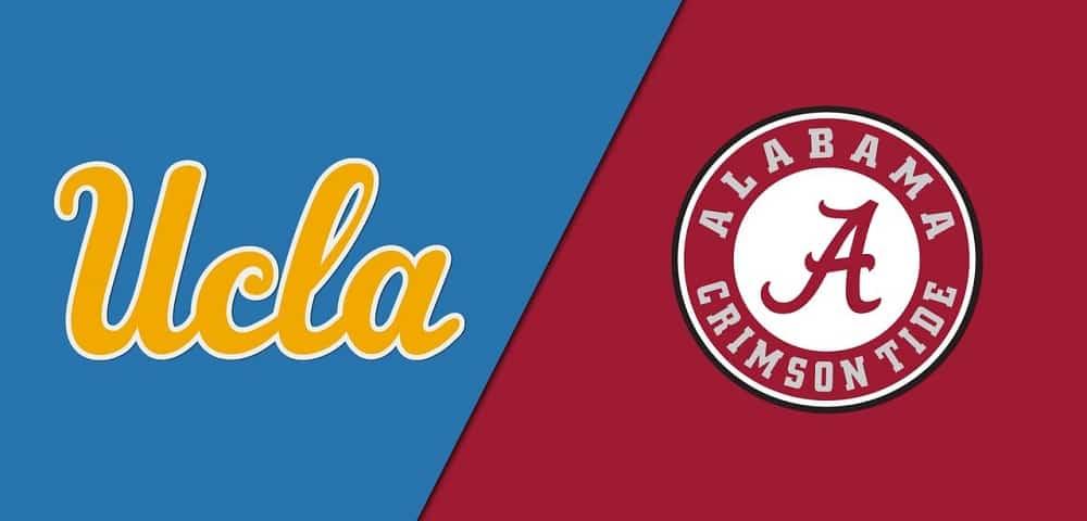 UCLA vs. Alabama