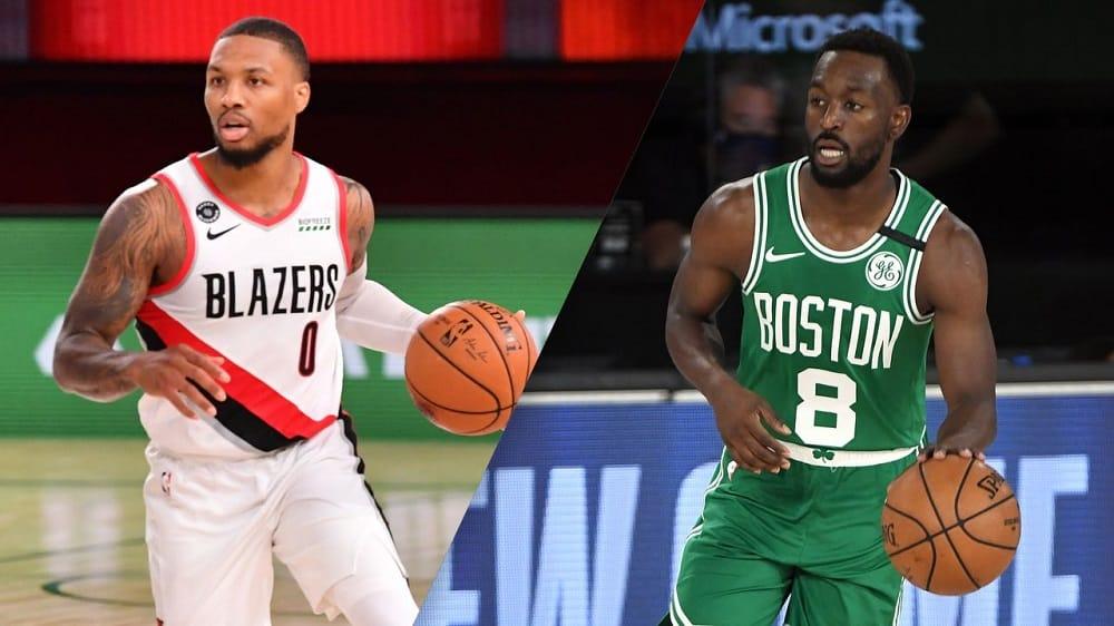Boston Celtics vs. Portland Trail Blazers