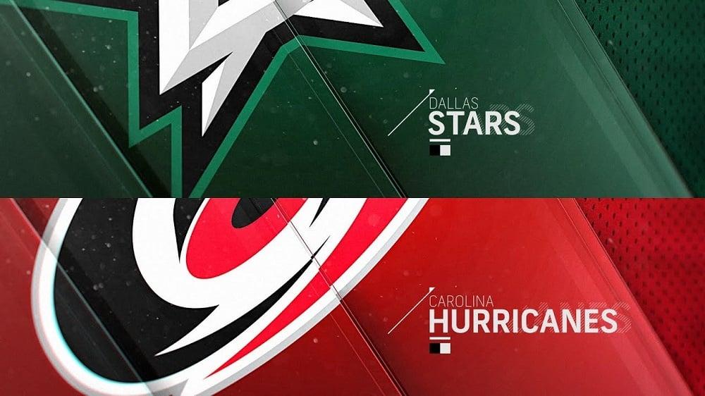 Carolina Hurricanes vs. Dallas Stars