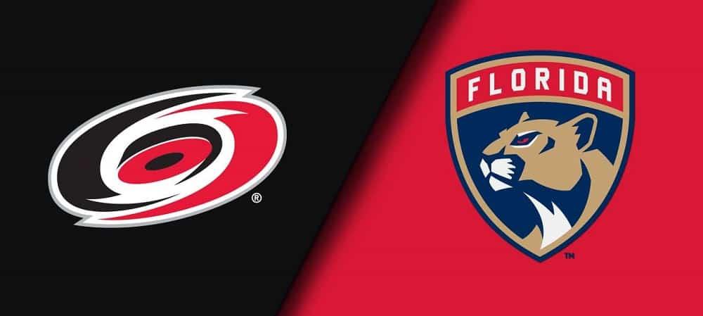 Carolina Hurricanes vs. Florida Panthers
