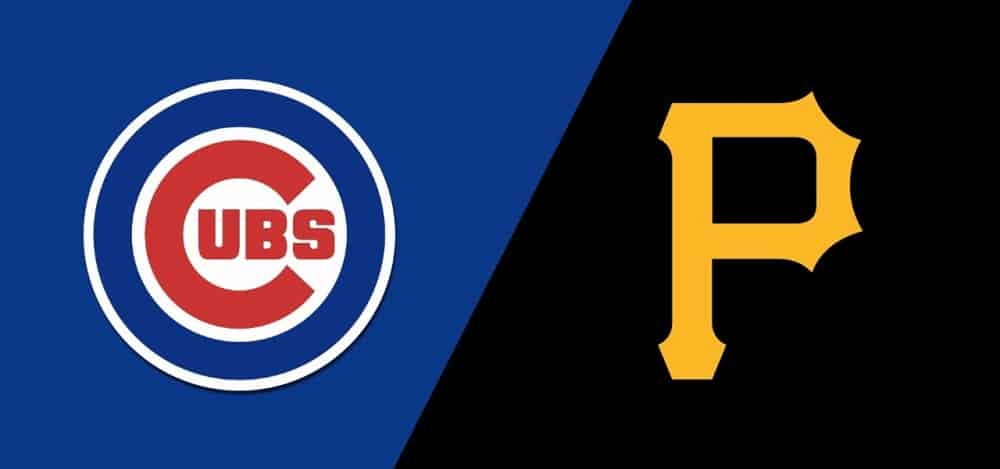 Chicago‌ ‌Cubs‌ ‌vs.‌ ‌Pittsburgh‌ ‌Pirates‌