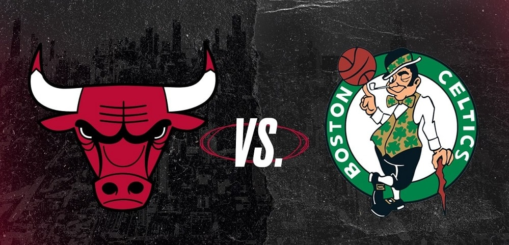 Chicago Bulls vs. Boston Celtics