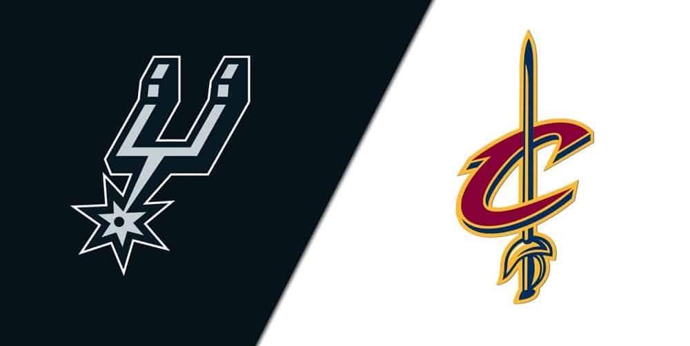Cleveland Cavaliers vs. San Antonio Spurs