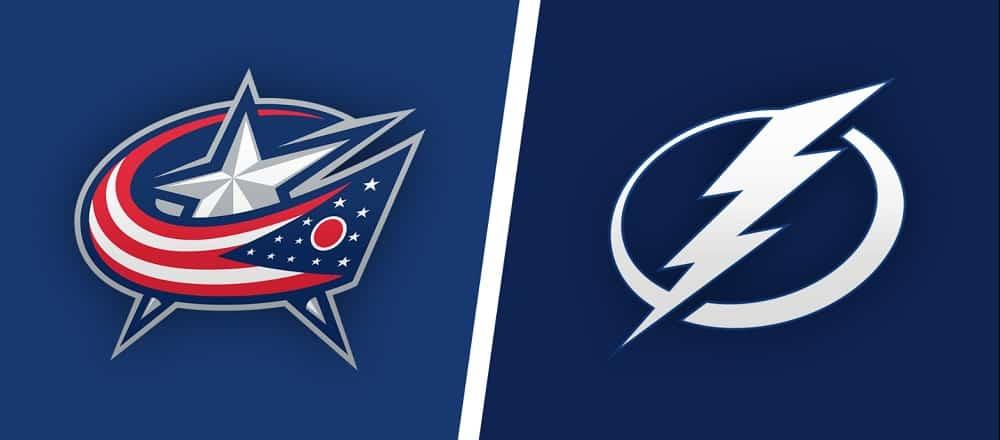 Columbus Blue Jackets vs. Tampa Bay Lightning