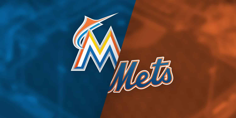 Miami Marlins vs. New York Mets