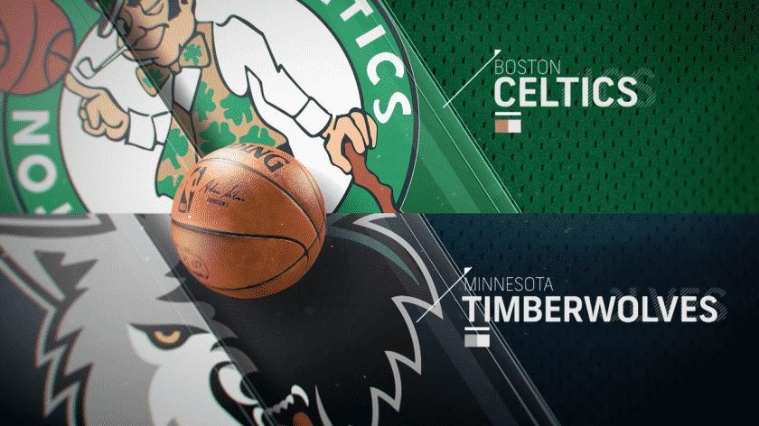 Minnesota Timberwolves vs. Boston Celtics