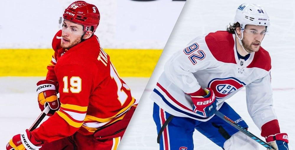 Montréal Canadiens vs. Calgary Flames