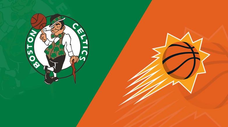 Phoenix Suns vs. Boston Celtics