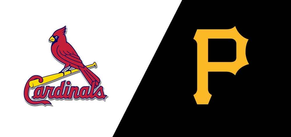 St. Louis Cardinals vs. Pittsburgh Pirates