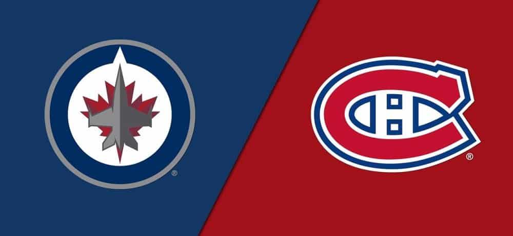 Winnipeg Jets vs. Montréal Canadiens