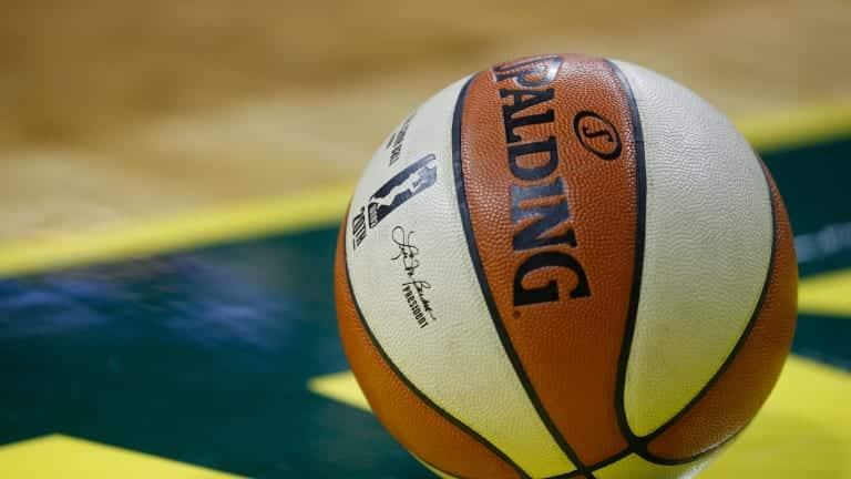 WNBA ball