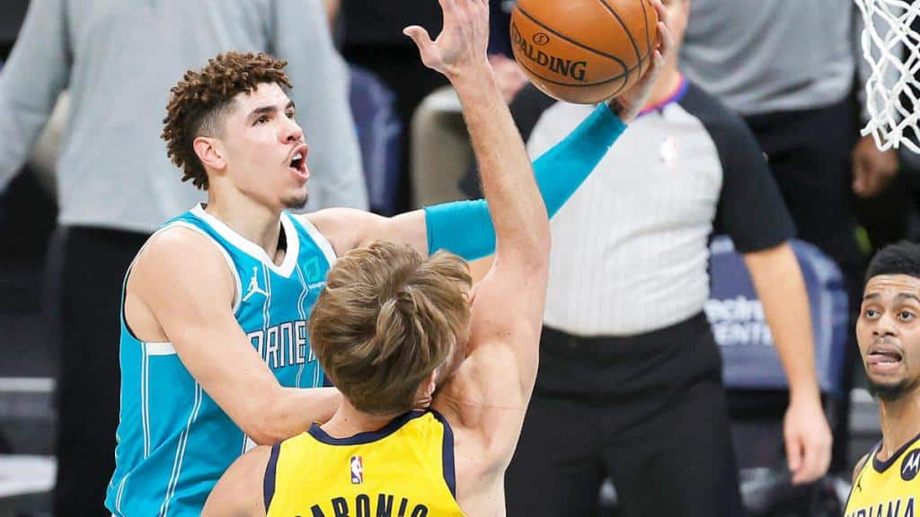Charlotte Hornets vs. Indiana Pacers