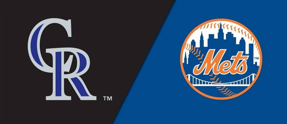 Colorado Rockies vs. New York Mets