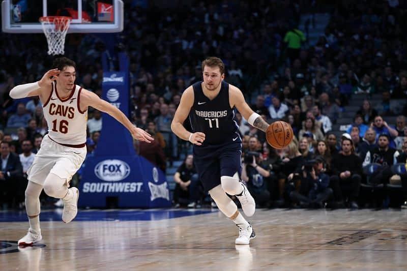 Dallas Mavericks vs. Cleveland Cavaliers
