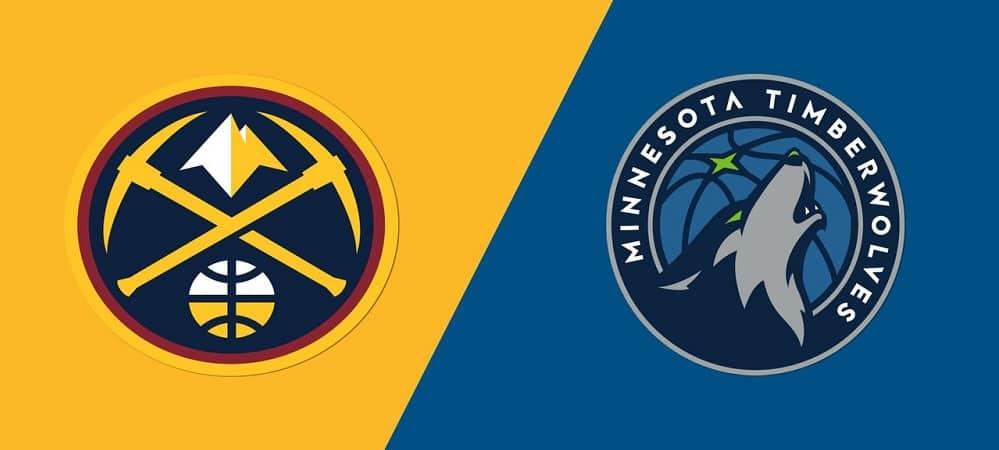 Denver Nuggets vs. Minnesota Timberwolves