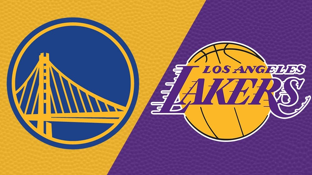 Golden State Warriors vs. Los Angeles Lakers