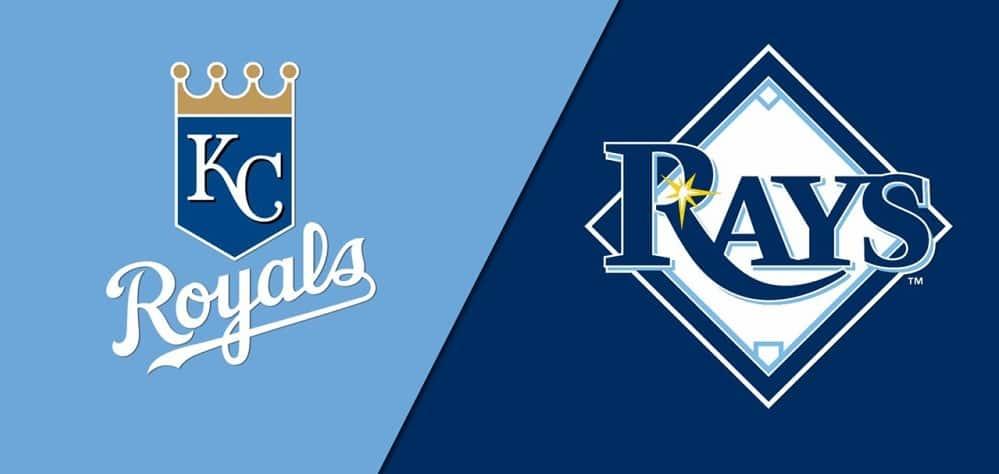 Kansas City Royals vs. Tampa Bay Rays