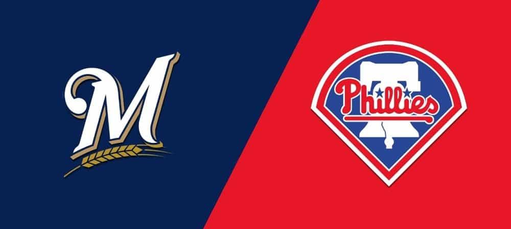 Milwaukee Brewers vs. Philadelphia Phillies