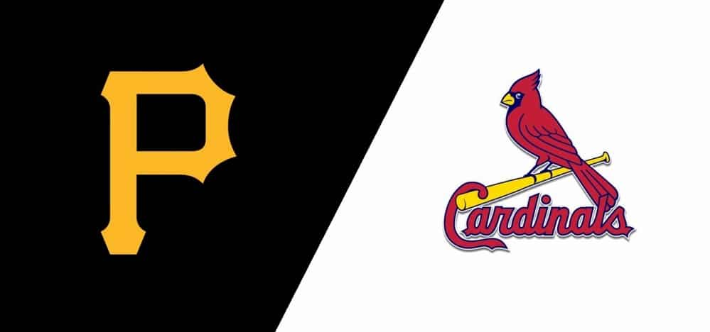 Pittsburgh Pirates vs. St. Louis Cardinals
