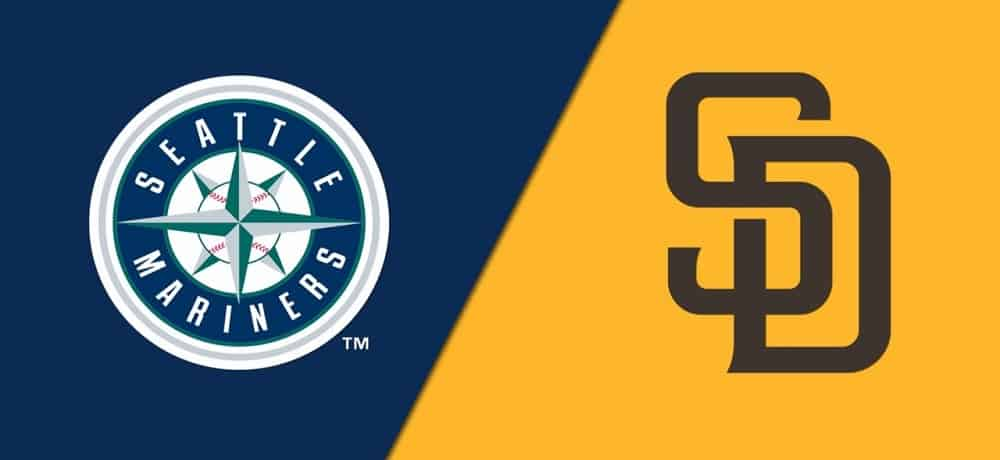 Seattle Mariners vs. San Diego Padres