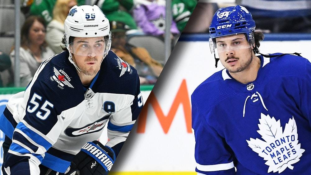 Toronto Maple Leafs vs. Winnipeg Jets