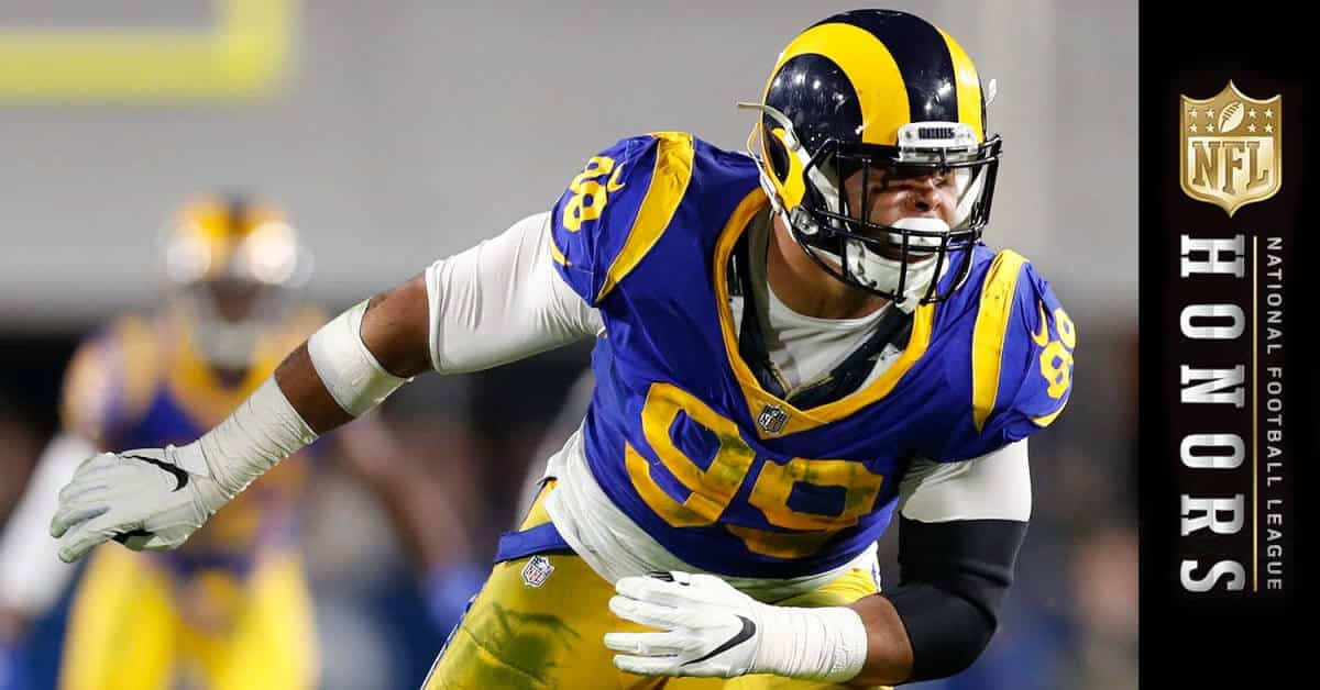 NFL Defensive Player Of The Year Odds
