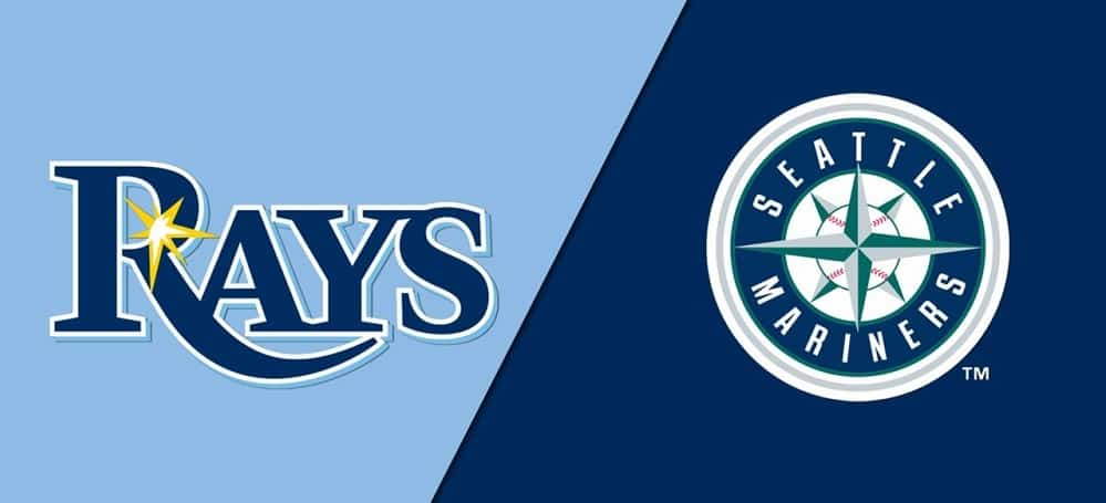 Tampa Bay Rays vs. Seattle Mariners