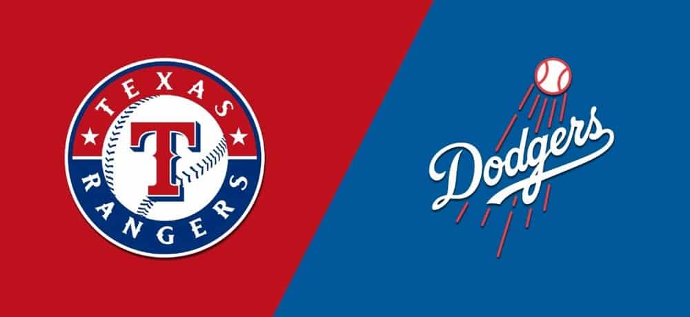 Texas Rangers vs. Los Angeles Dodgers