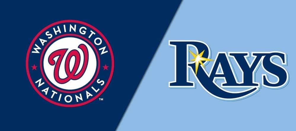 Washington Nationals vs. Tampa Bay Rays