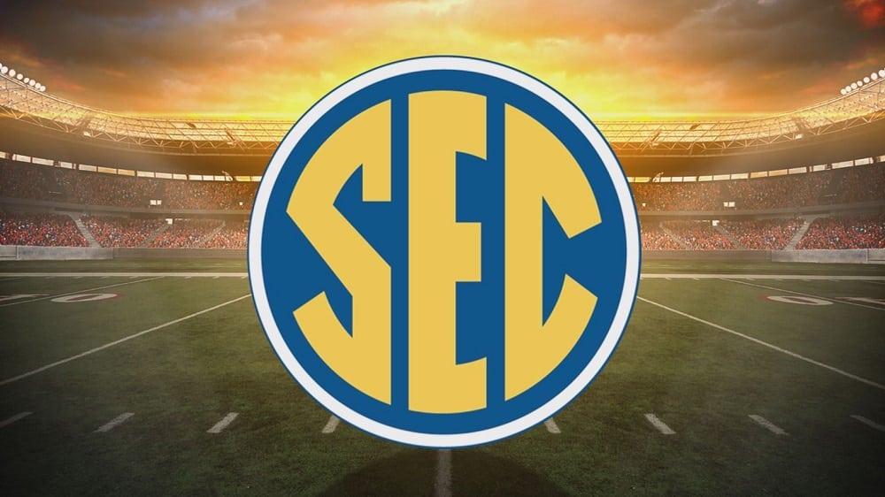 SEC Football Odds