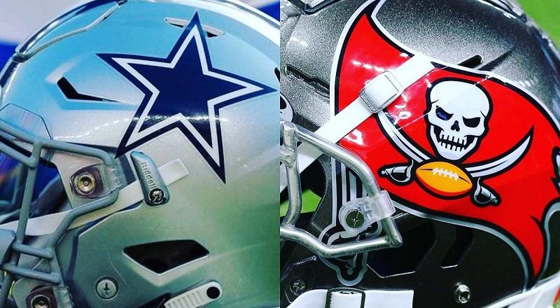Dallas Cowboys vs Tampa Bay Bucs