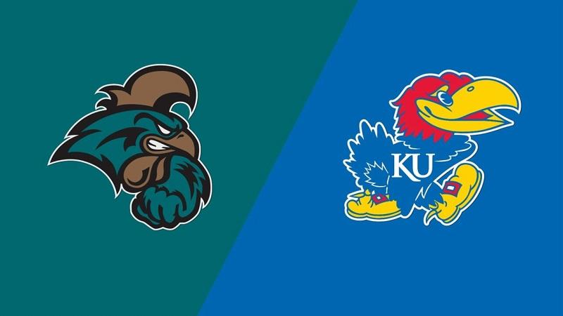 Kansas vs Coastal Carolina