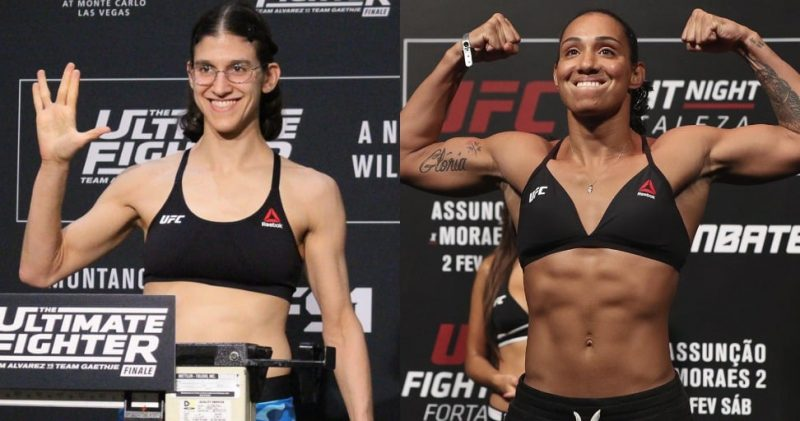 Taila Santos vs Roxanne Modafferi
