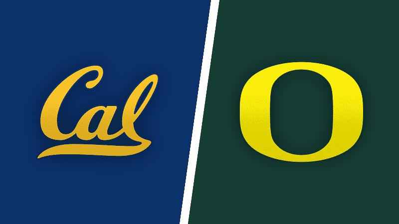 Cal at Oregon