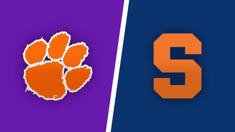 Clemson vs Syracuse