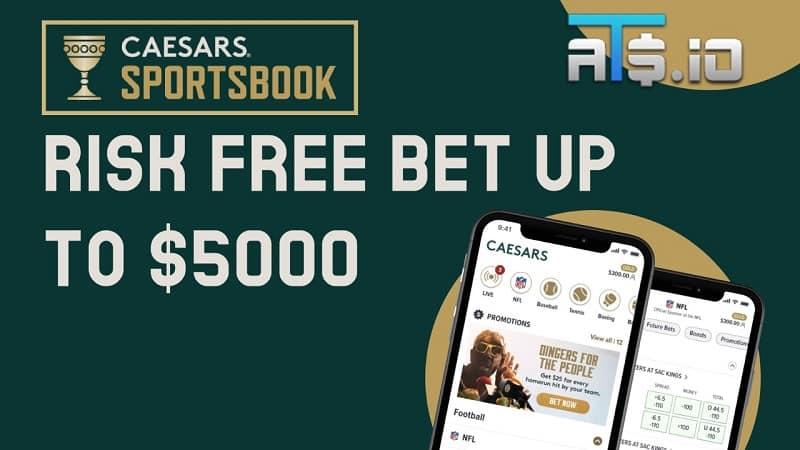 Risk Free Bet Caesars